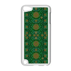Magic Peacock Night Apple Ipod Touch 5 Case (white)