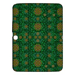Magic Peacock Night Samsung Galaxy Tab 3 (10.1 ) P5200 Hardshell Case