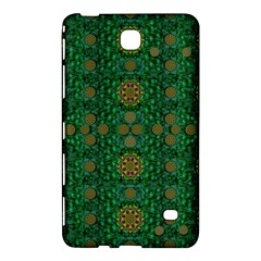 Magic Peacock Night Samsung Galaxy Tab 4 (7 ) Hardshell Case