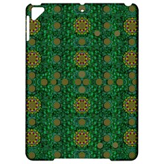 Magic Peacock Night Apple Ipad Pro 9 7   Hardshell Case