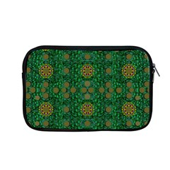 Magic Peacock Night Apple MacBook Pro 13  Zipper Case