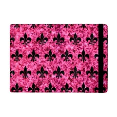 RYL1 BK-PK MARBLE Apple iPad Mini Flip Case