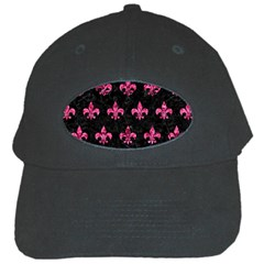 RYL1 BK-PK MARBLE (R) Black Cap