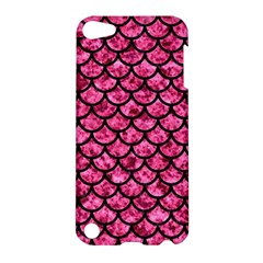 SCA1 BK-PK MARBLE (R) Apple iPod Touch 5 Hardshell Case
