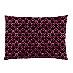 SCA2 BK-PK MARBLE Pillow Case (Two Sides)