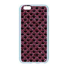 SCA2 BK-PK MARBLE Apple Seamless iPhone 6/6S Case (Color)