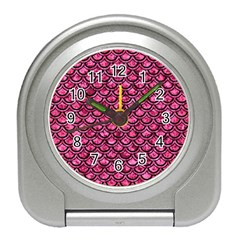 SCA2 BK-PK MARBLE (R) Travel Alarm Clocks