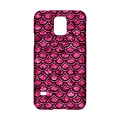 SCA2 BK-PK MARBLE (R) Samsung Galaxy S5 Hardshell Case