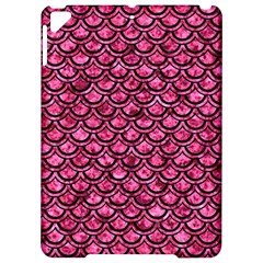 Scales2 Black Marble & Pink Marble (r) Apple Ipad Pro 9 7   Hardshell Case