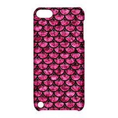 SCA3 BK-PK MARBLE (R) Apple iPod Touch 5 Hardshell Case with Stand