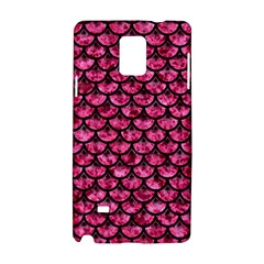 SCA3 BK-PK MARBLE (R) Samsung Galaxy Note 4 Hardshell Case