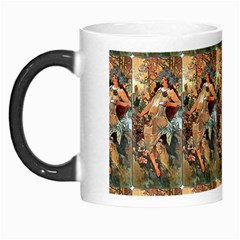 Autumn By Alfons Mucha 1896 Morph Mugs