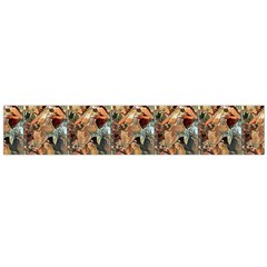 Autumn By Alfons Mucha 1896 Flano Scarf (Large)