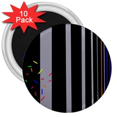 Harmony 3  Magnets (10 pack)