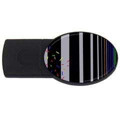 Harmony USB Flash Drive Oval (1 GB)