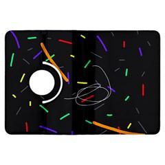 Colorful beauty Kindle Fire HDX Flip 360 Case