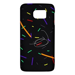 Colorful beauty Galaxy S6