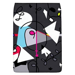 Abstract bird Flap Covers (S)