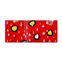 Rainy day - red Cosmetic Storage Cases