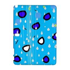 Rainy day - blue Galaxy Note 1