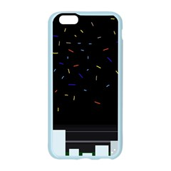 Night Apple Seamless iPhone 6/6S Case (Color)