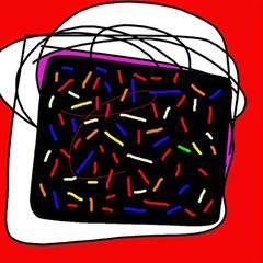 Color TV Magic Photo Cubes