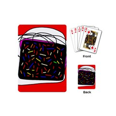 Color TV Playing Cards (Mini)