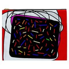 Color TV Cosmetic Bag (XXXL)