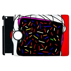 Color TV Apple iPad 3/4 Flip 360 Case