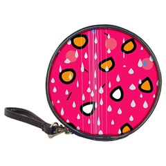 Rainy day - pink Classic 20-CD Wallets