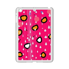 Rainy day - pink iPad Mini 2 Enamel Coated Cases