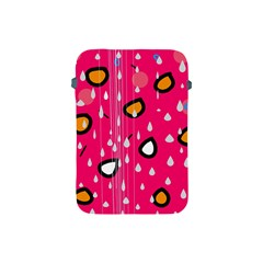 Rainy day - pink Apple iPad Mini Protective Soft Cases