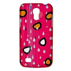 Rainy day - pink Galaxy S4 Mini