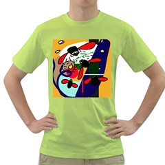 Fly, fly Green T-Shirt