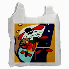 Fly, fly Recycle Bag (One Side)