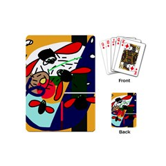 Fly, fly Playing Cards (Mini)
