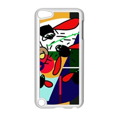 Fly, fly Apple iPod Touch 5 Case (White)