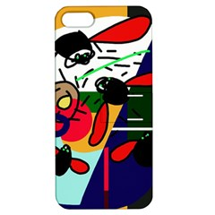 Fly, fly Apple iPhone 5 Hardshell Case with Stand
