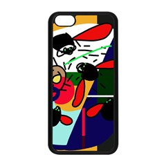 Fly, fly Apple iPhone 5C Seamless Case (Black)