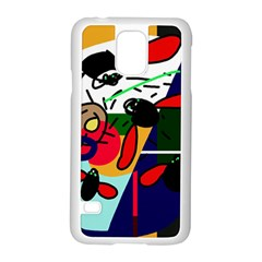 Fly, fly Samsung Galaxy S5 Case (White)
