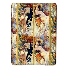 Alfons Mucha 1895 The Four Seasons iPad Air Hardshell Cases