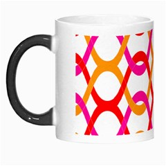 Background Abstract Morph Mugs