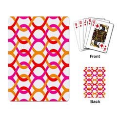 Background Abstract Playing Card