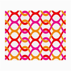 Background Abstract Small Glasses Cloth (2-Side)