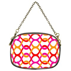 Background Abstract Chain Purses (One Side)