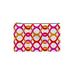 Background Abstract Cosmetic Bag (Small)
