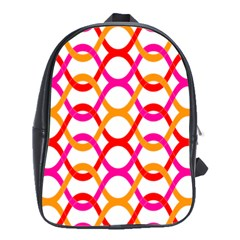 Background Abstract School Bags(Large)