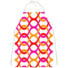Background Abstract Full Print Aprons