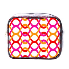 Background Abstract Mini Toiletries Bags