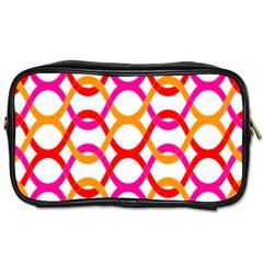 Background Abstract Toiletries Bags 2-Side